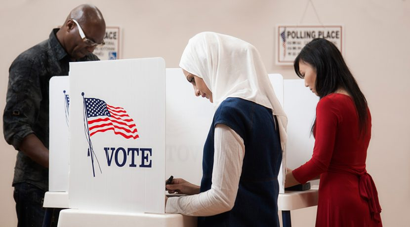 Naturalized Citizens Make Up Record One-in-Ten U.S. Eligible Voters in 2020